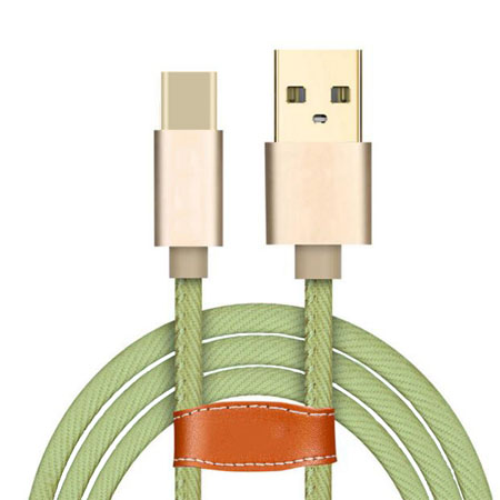 Type-C Android leather data line/cable